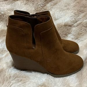 Anne Klein Boot Wedge